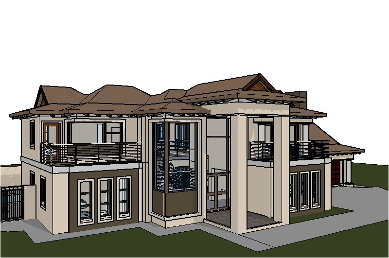 bali style house plans south africa