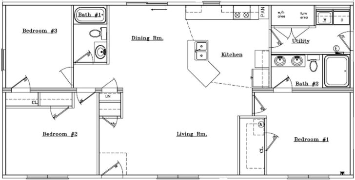 basic ranch style house plans