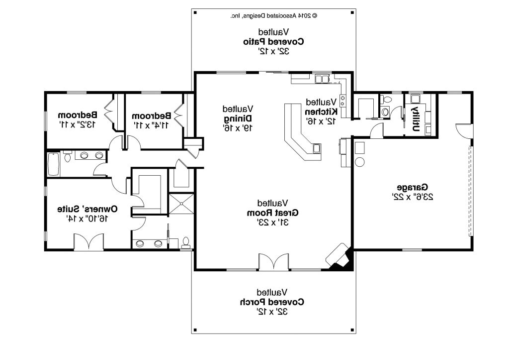 simple ranch style house plans elegant ranch house plans anacortes 30 936 associated designs