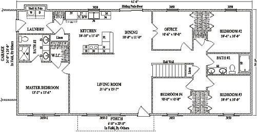 simple ranch style house plans unique simple ranch house plans 17 best about house plans