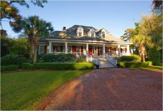 bayou cottage