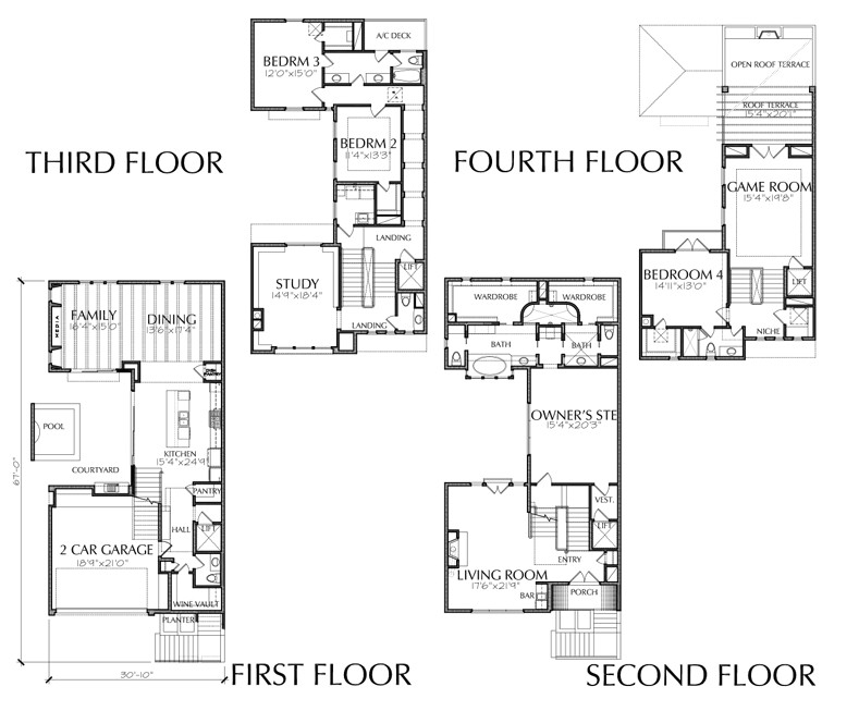 beach house plans with elevators