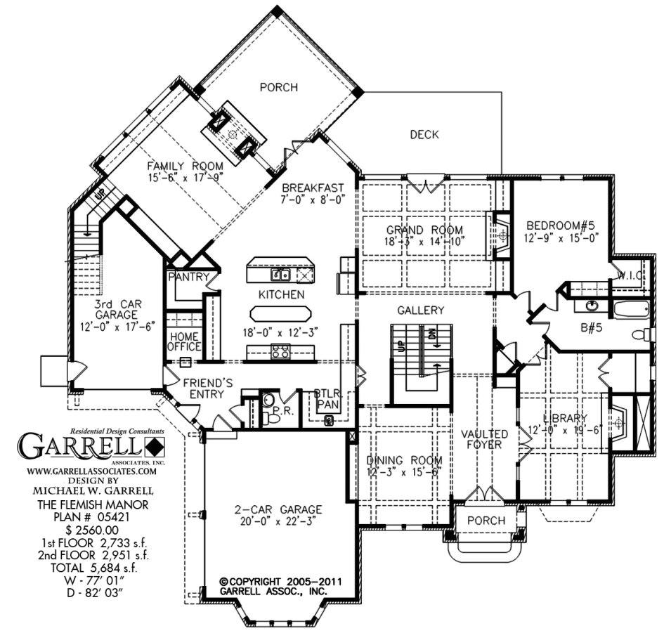 biltmore floor plan