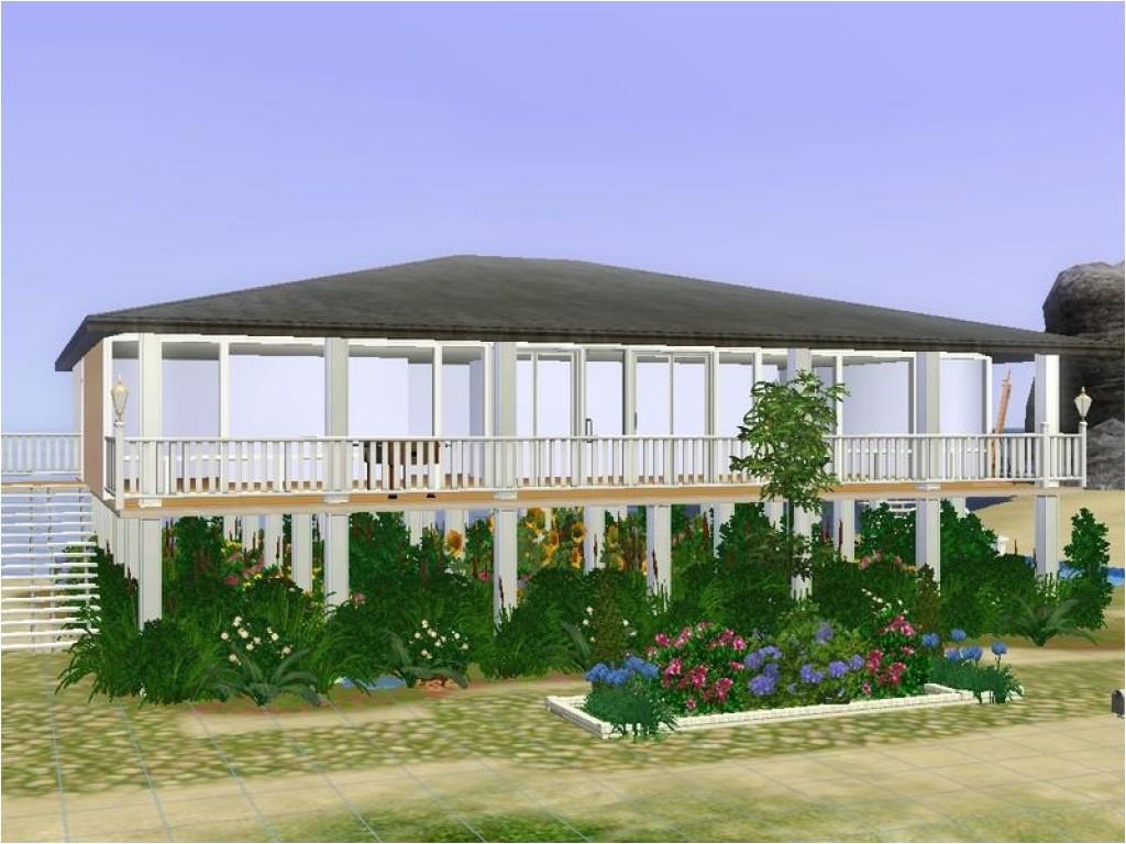 99bf8c7ecd399d5b beach house plans southern living raised beach house plans
