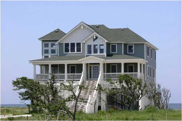 beachfront house plans