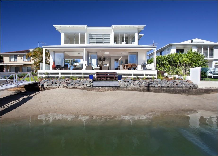 contemporary beach house plans australia