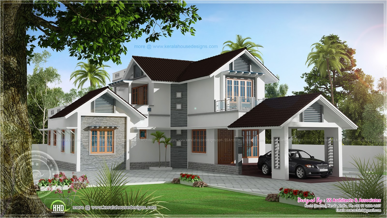 beautiful house plans with photos