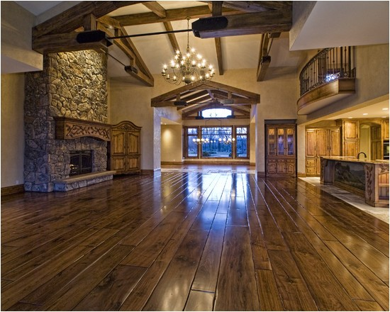 love everything about this open floor plan love ceiling and floor very beautiful