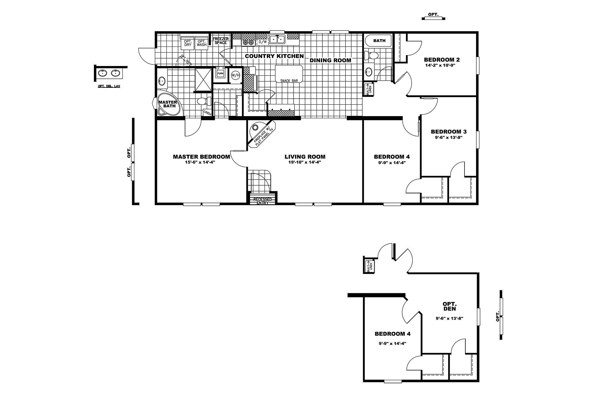 clayton cowboy house sse 164318 2