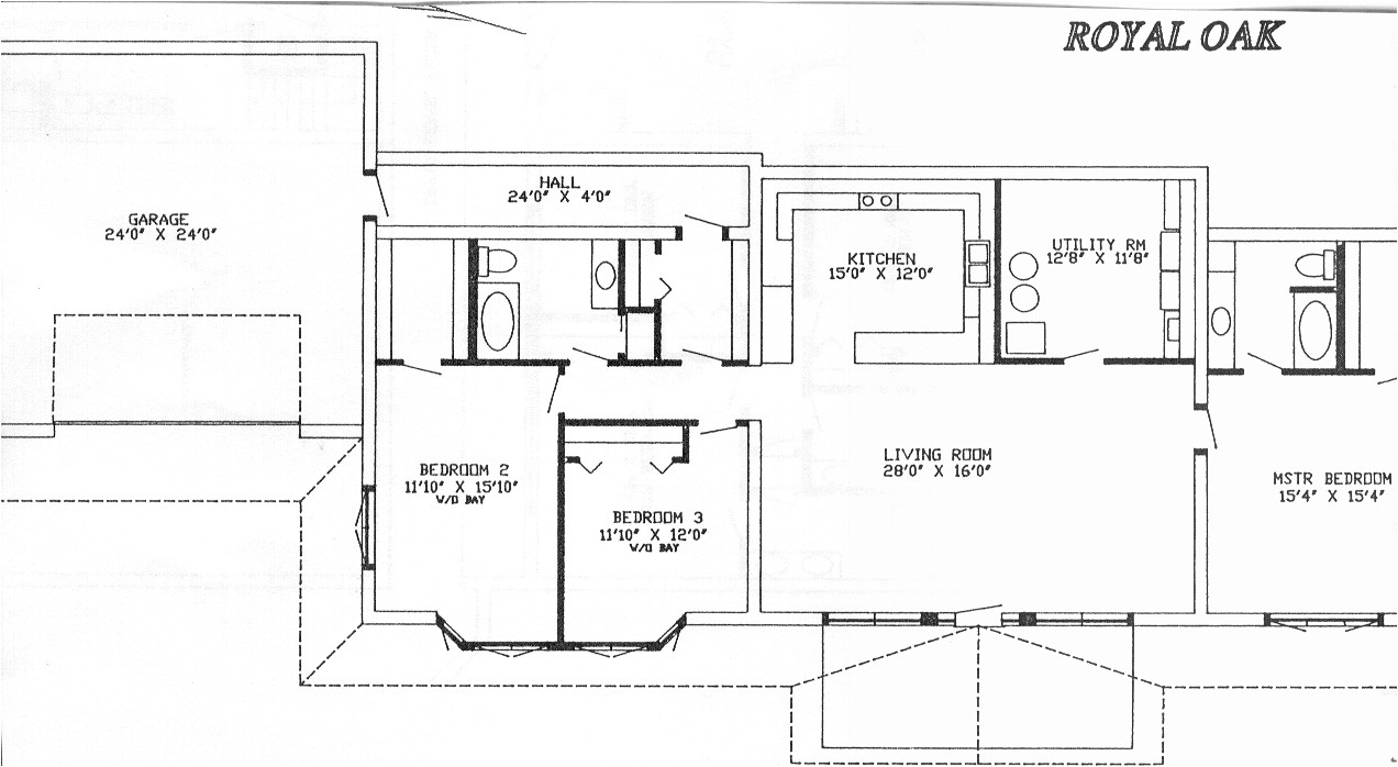 large berm homes with plans