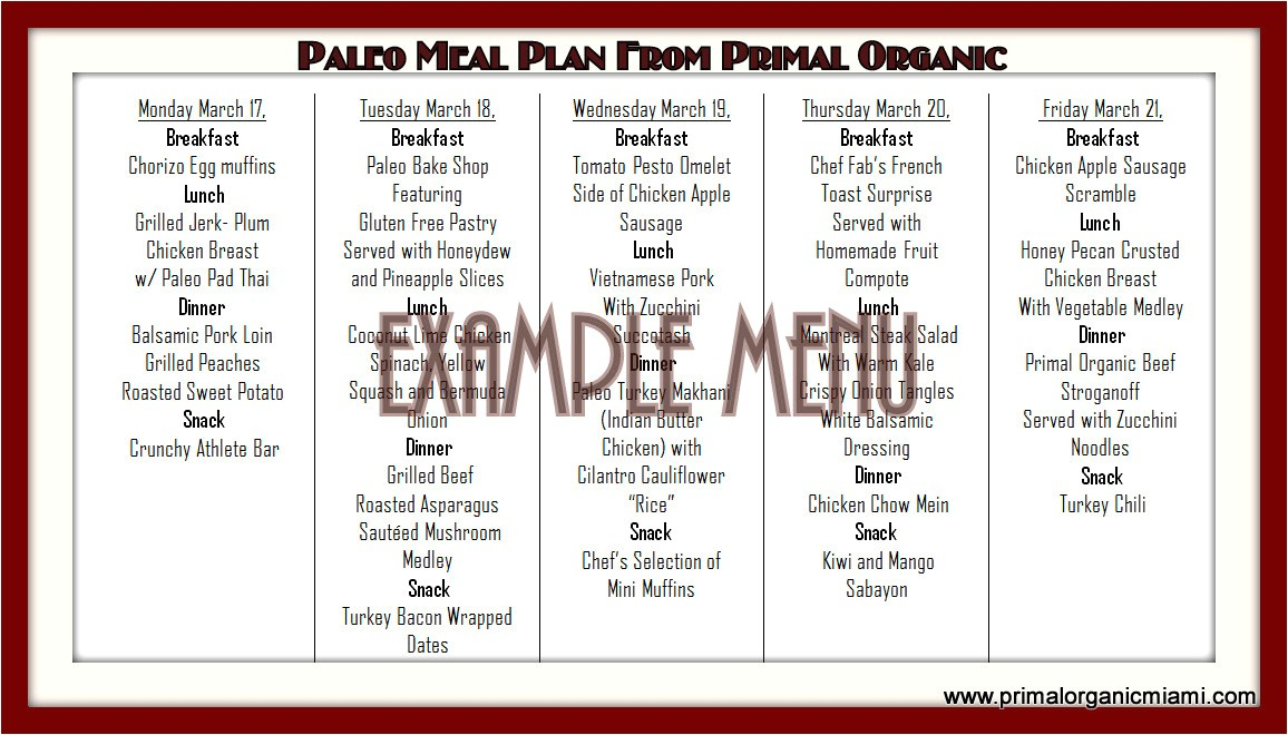 home delivery meal plans