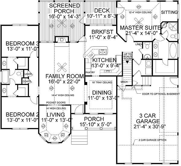 marvelous best house plans 4 best ranch house floor plans