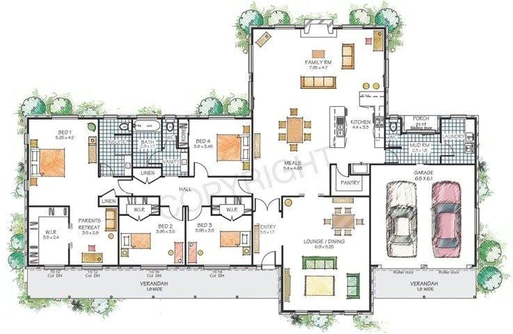 floor plan modern family house best of modern house plans modern house floor plans modern family house