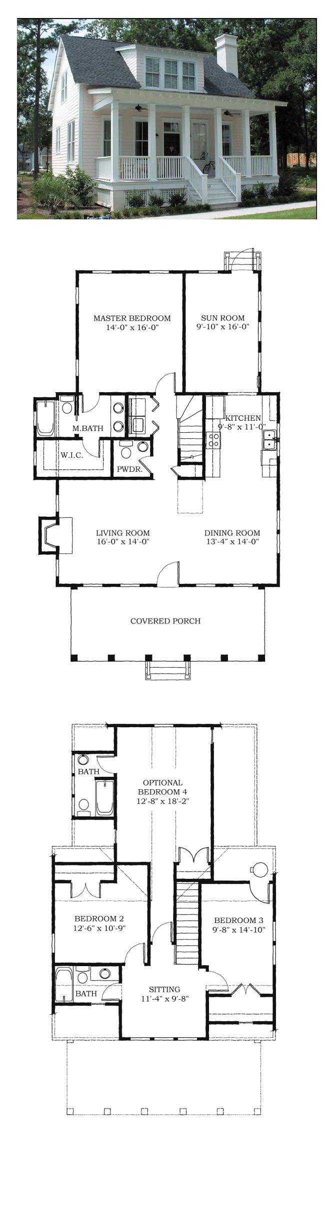 small house layout