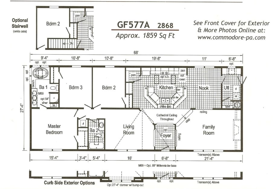 best ideas about mobile home floor plans modular with 4 bedroom double wide