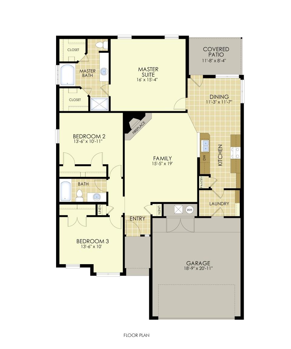 junes most popular floor plan