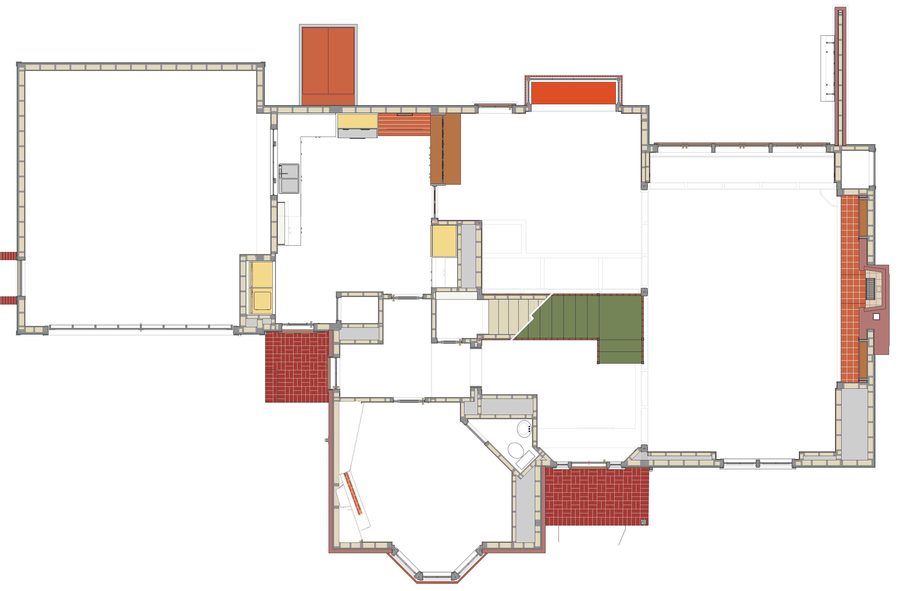 Bewitched House Floor Plan Bewitched Margaret Long Designs