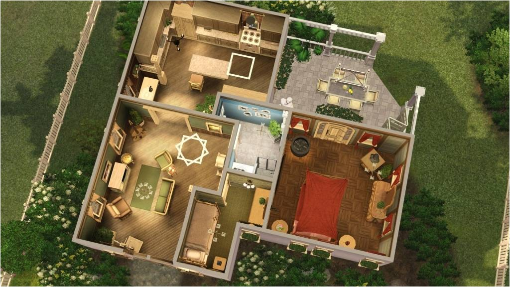 bewitched movie house floor plan
