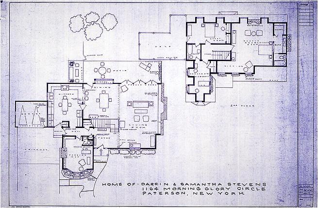 tv blueprints