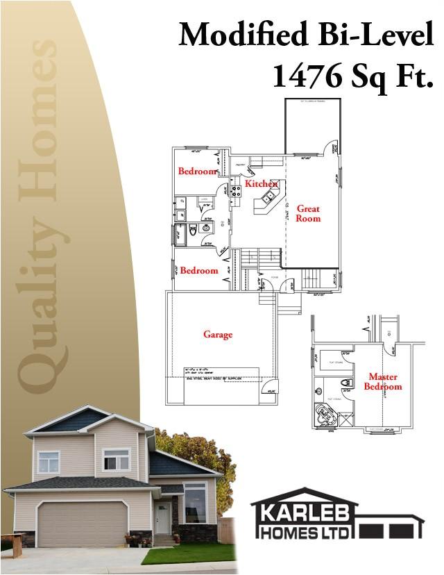 beautiful bi level home plans 9 modified bi level house plans