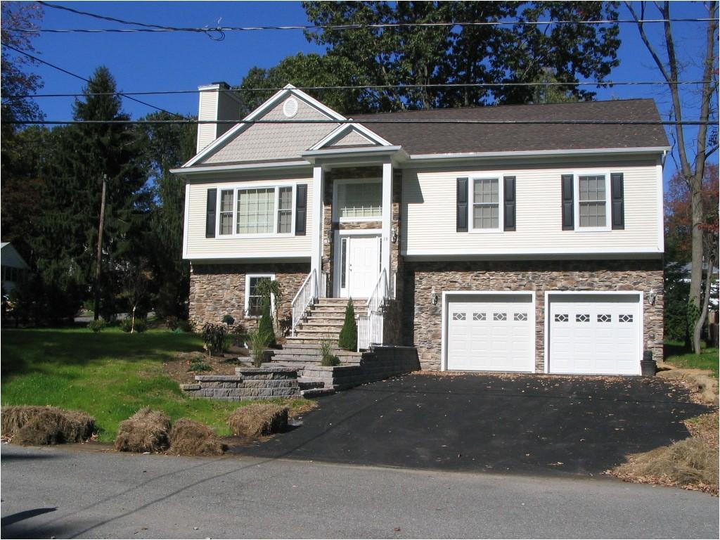 bi garage house level plan