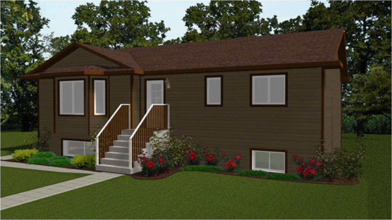 f8aa599db3e6a8d5 bi level home plans with garage 1970s bi level house plans