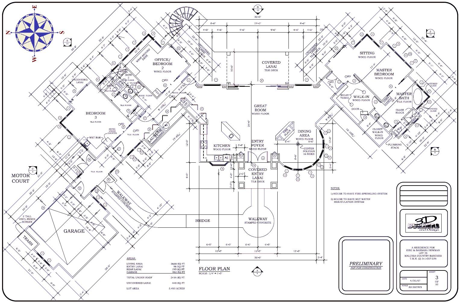 big house floor plan large plans 2
