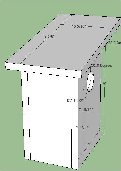 bird house plans sparrow how to making woodwork pdf download
