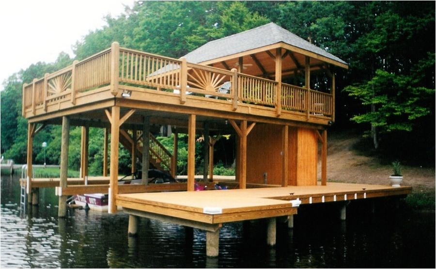 boat docks va