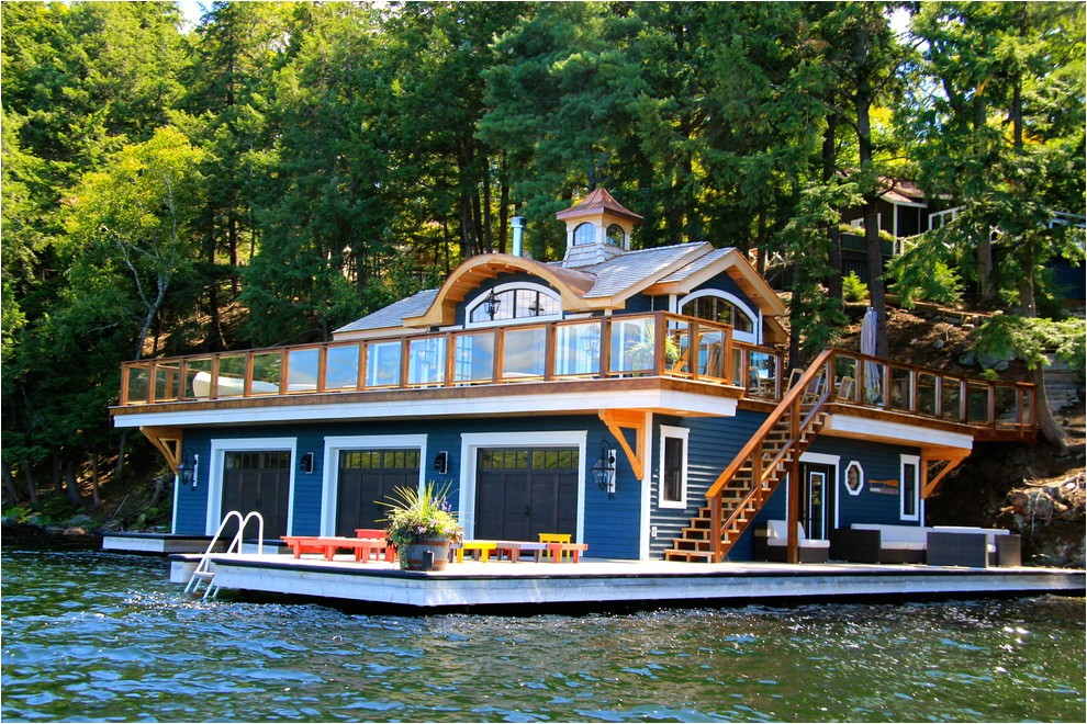 40995 boat dock ideas deck beach with dock flag houseboat jet