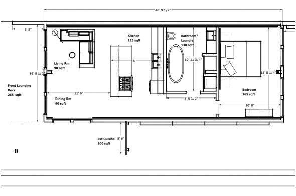 25 shipping container home plans