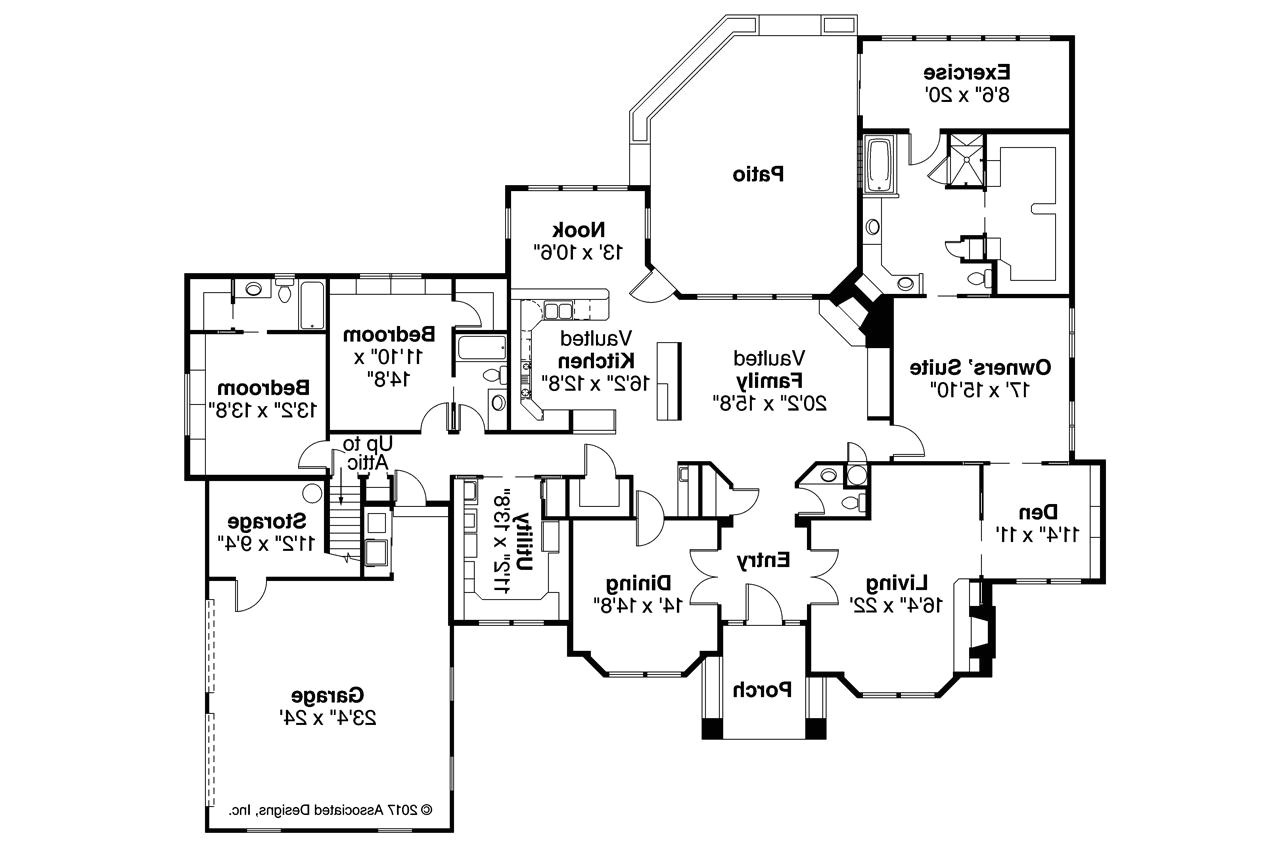 brentwood house plan