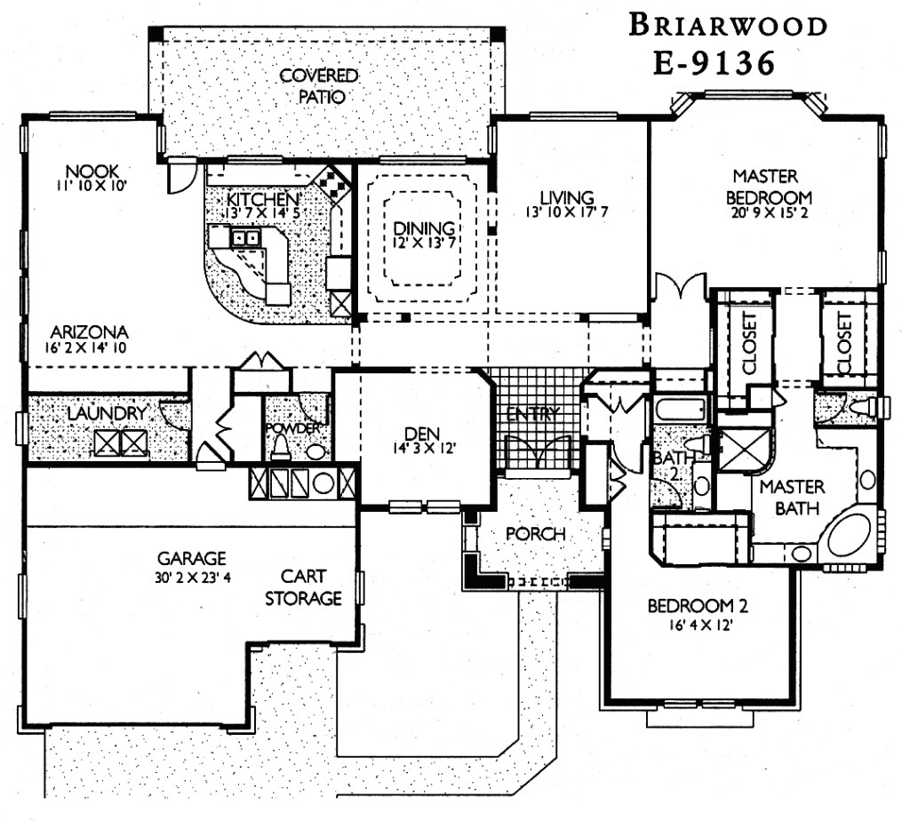 the best of briarwood homes floor plans