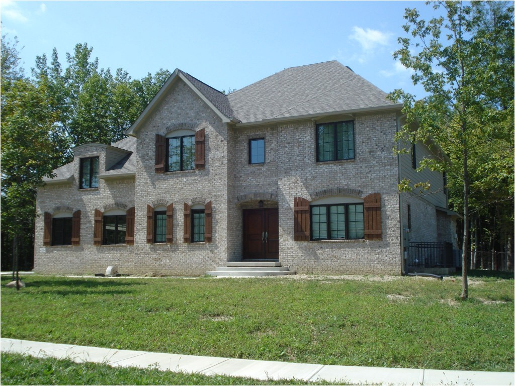 Brick House Plans with Photos Brick French Country House Plans with Photos House Design