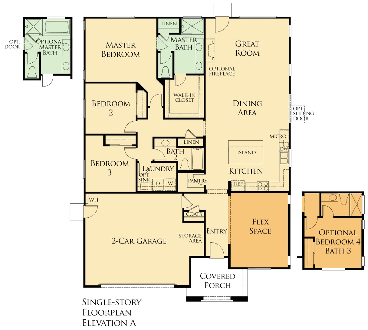 Bright Homes Floor Plans Wilding Ranch Residence Two Bright Homes