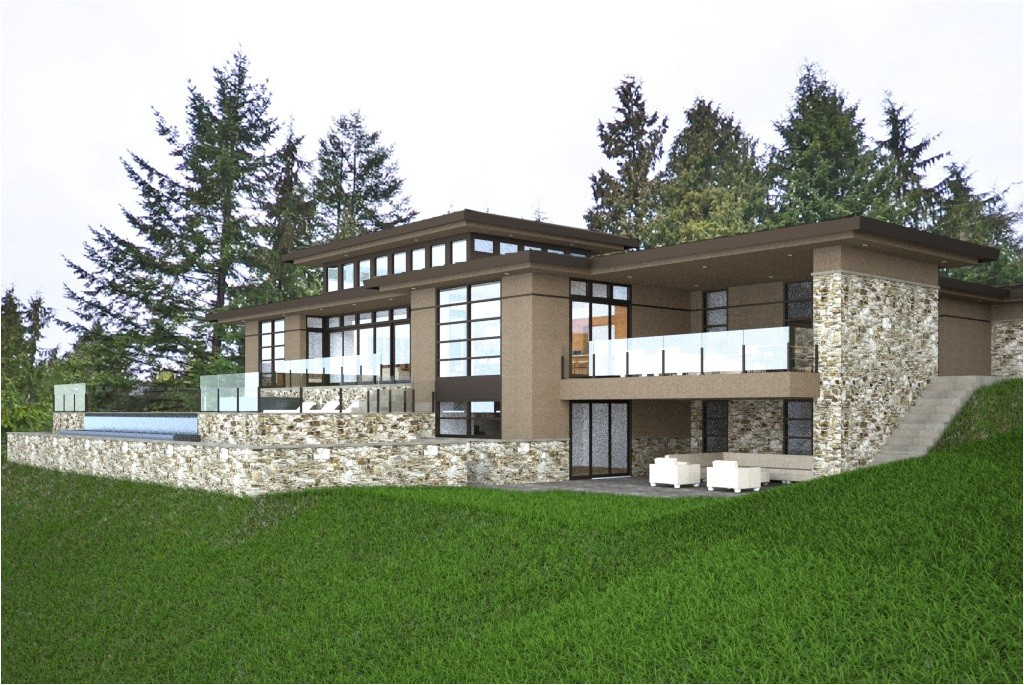 modern home british properties west vancouver