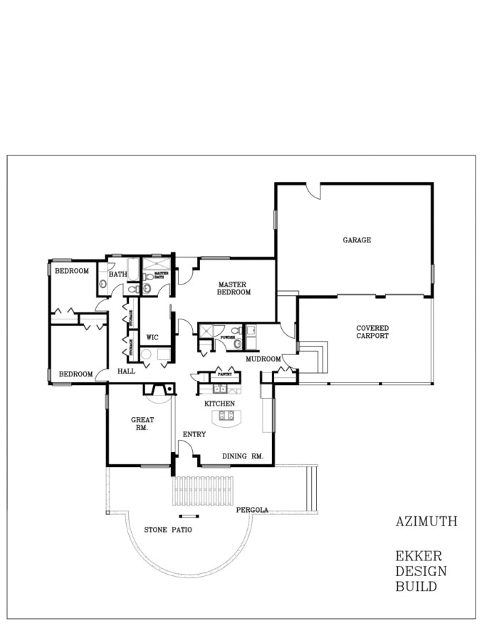 Build It Yourself House Plans Cool Simple House Plans to Build Yourself Gallery
