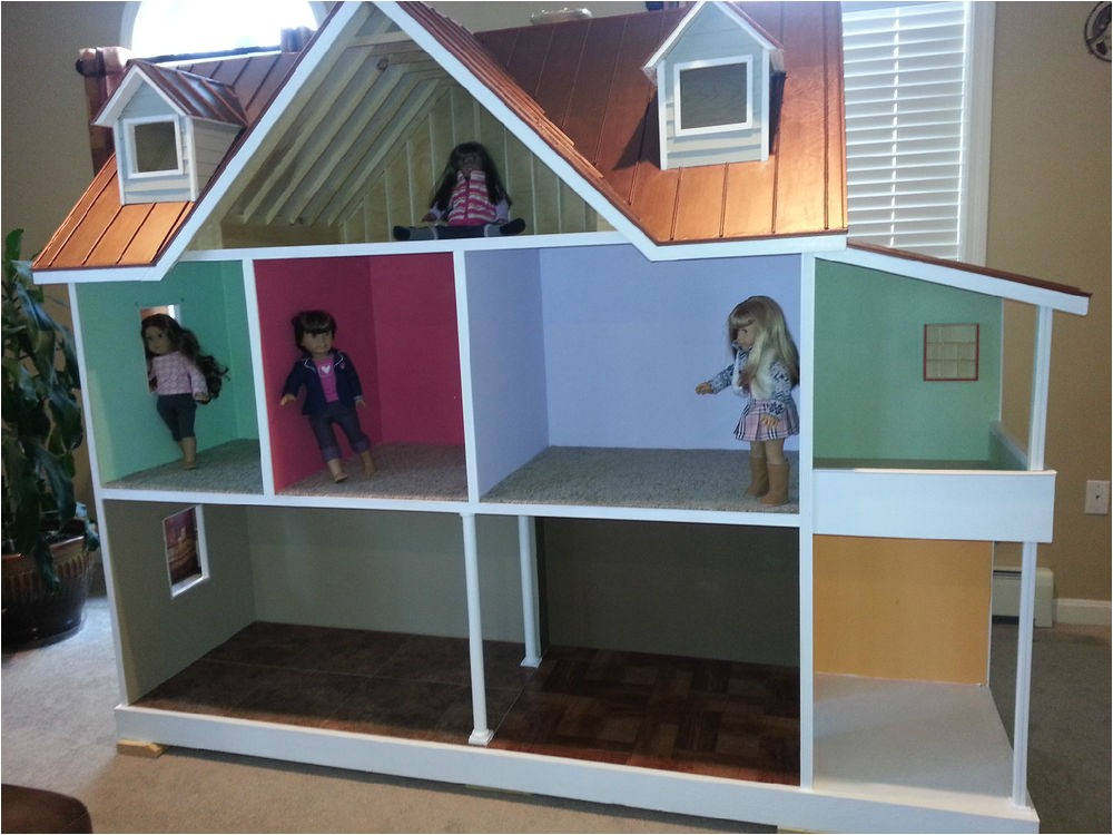 Building Plans For 18 Inch Doll House Pdf Doll House Plans 18 Inch