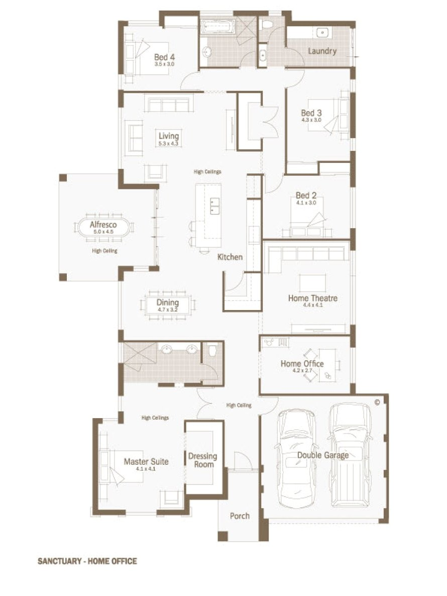 free government house plans