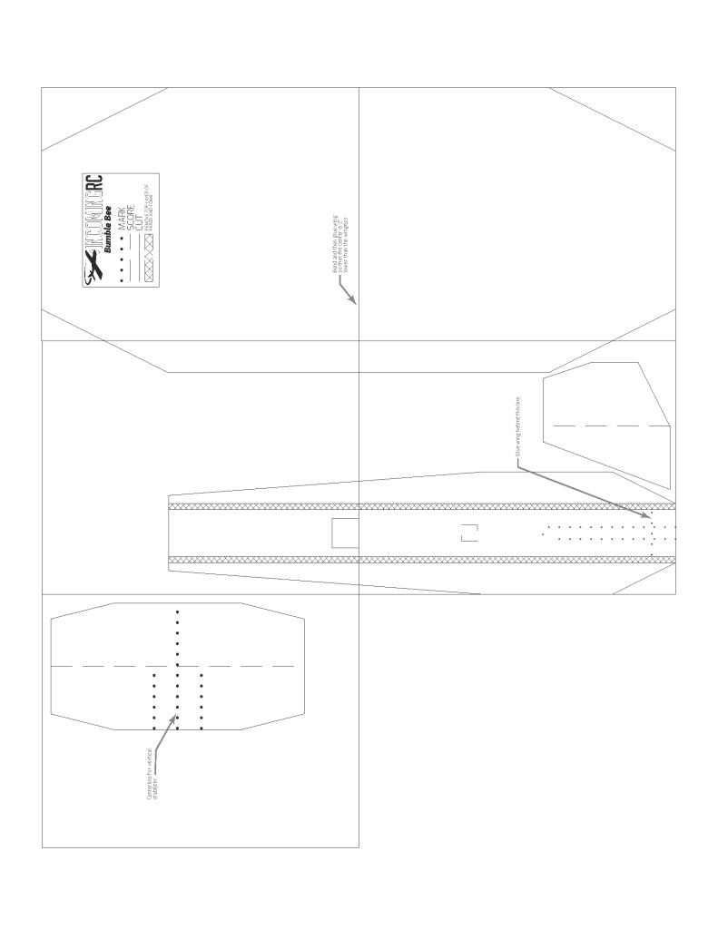 bumble bee pdf plans