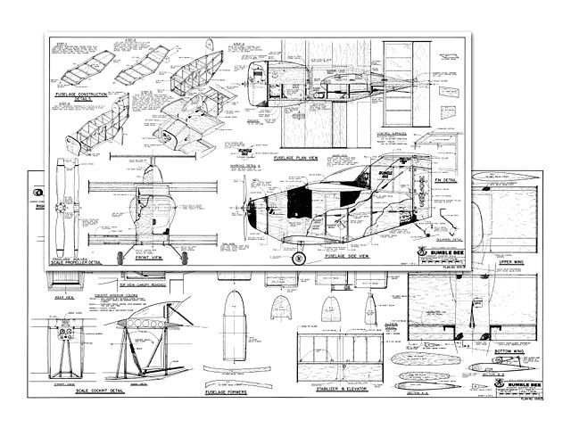 Bumble Bee House Plans Bumble Bee Plan Free Download