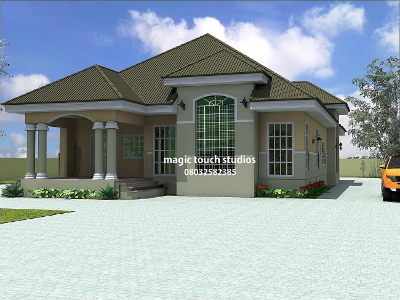 e9bc255ea55246b4 5 bedroom floor plans 5 bedroom bungalow house plan in nigeria