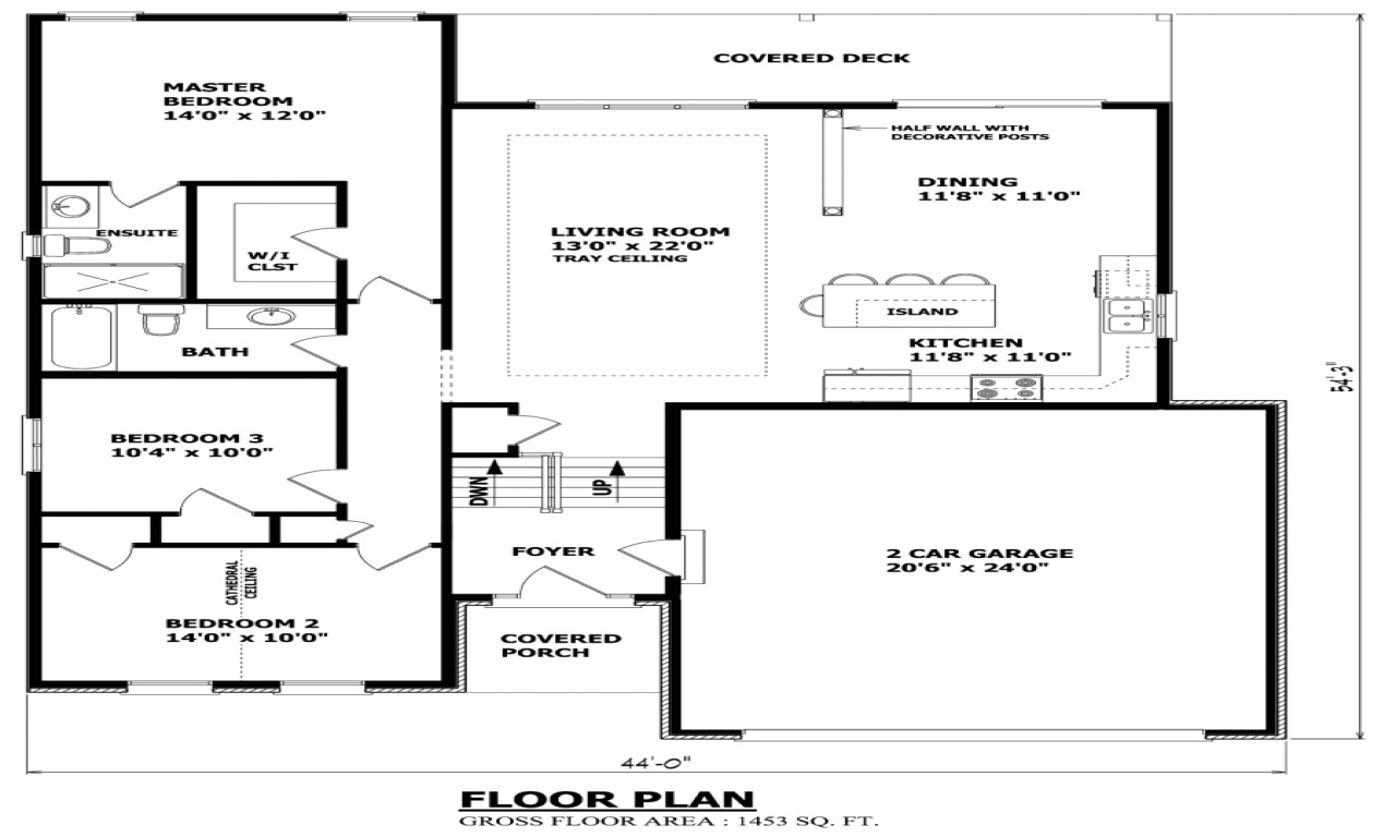 94929359f842699d raised house plans old bungalow style raised bungalow house plans canada