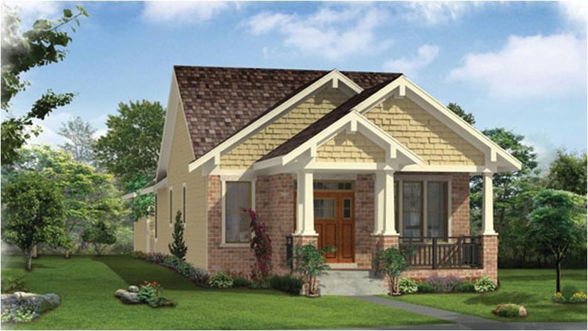 bungalow house plans front porch