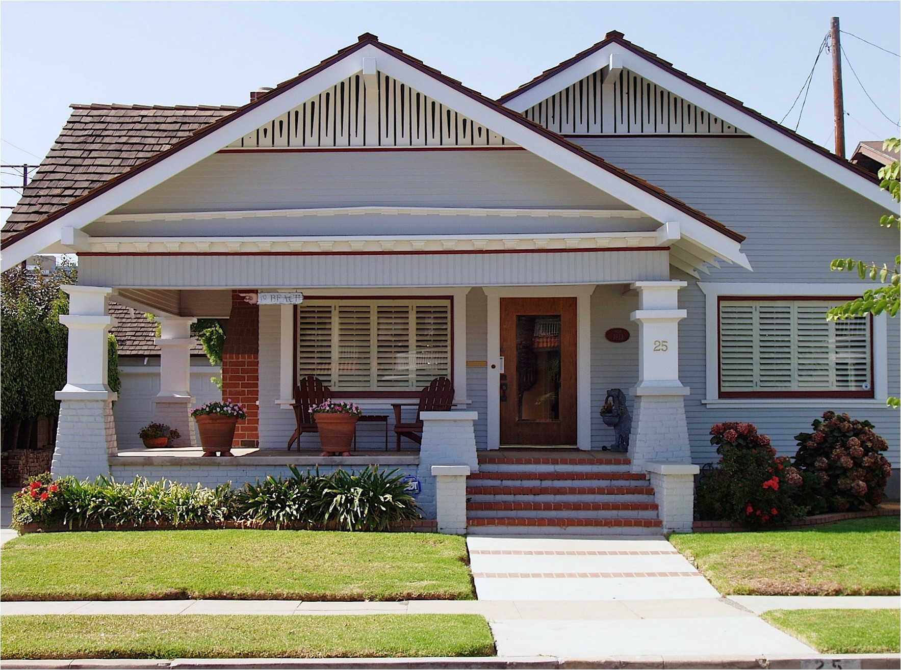 front porch ideas for bungalow