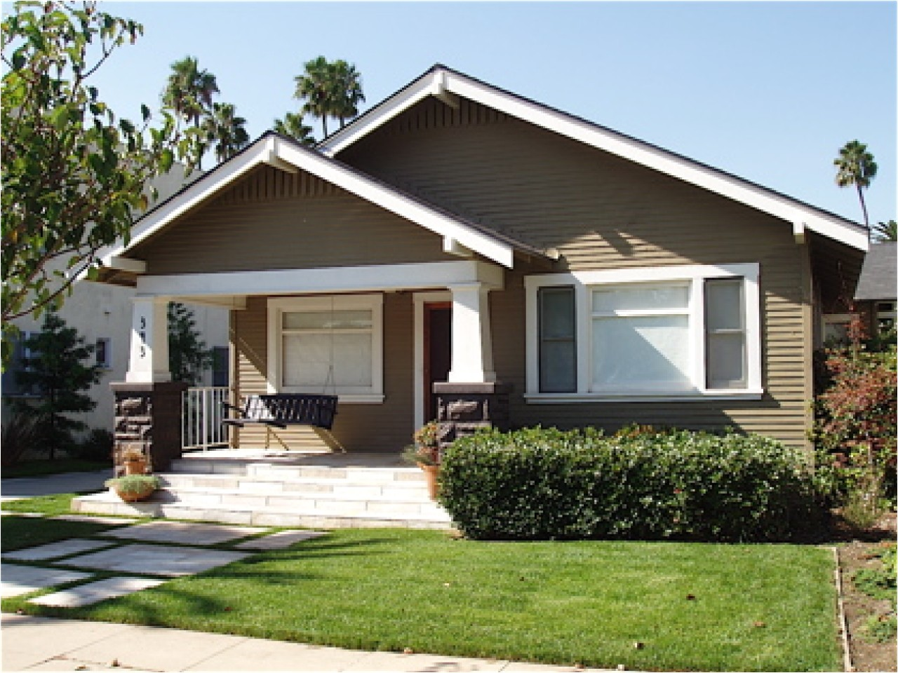 c8de49b5c60f0af4 california craftsman bungalow style homes old style bungalow home plans