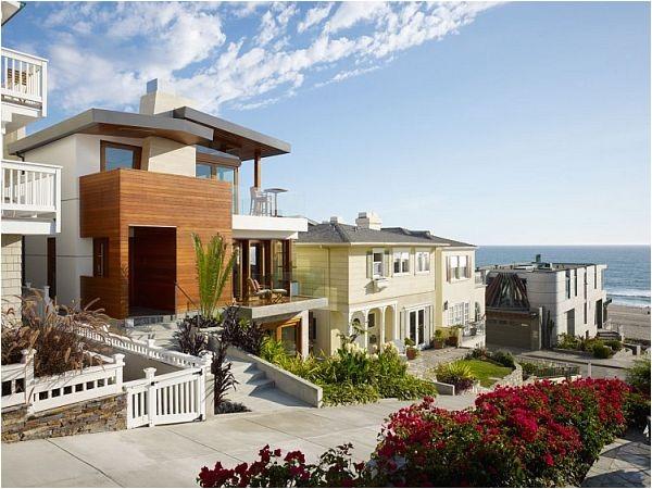 beach house california design
