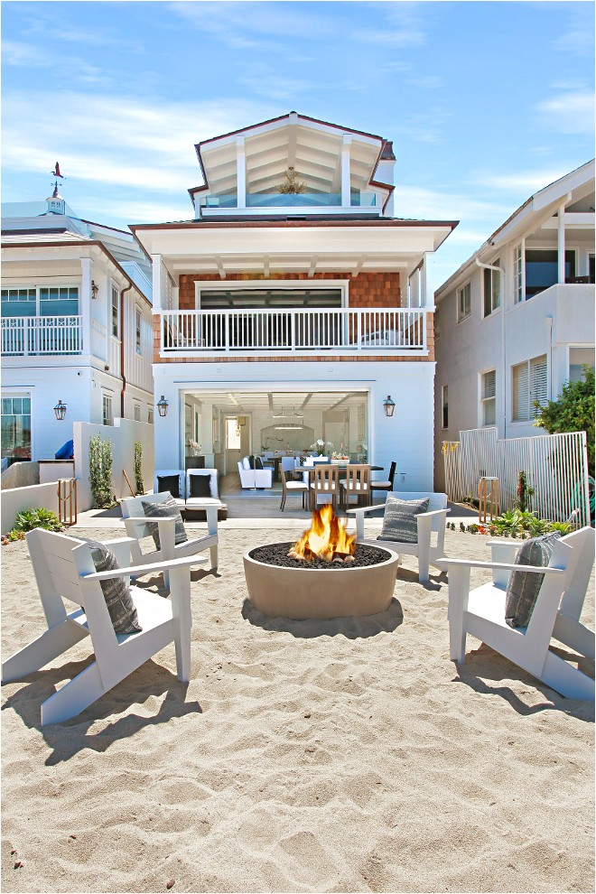 california beach house plans