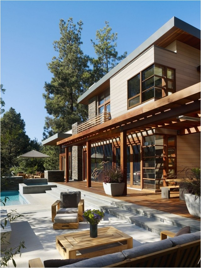 modern dream home design california