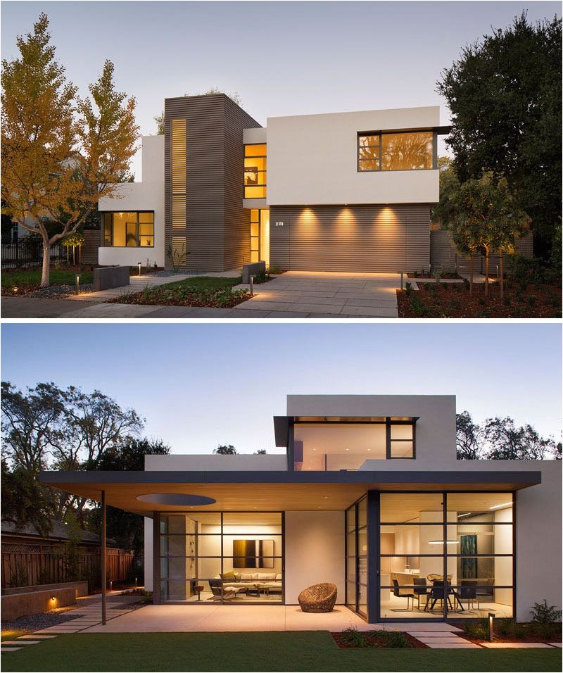 California Modern Home Plans This Lantern Inspired House Design Lights Up A California